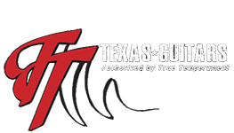 True Temperament Texas Guitars -Logo